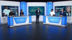 Foro Abierto; Estados Unidos: Donald Trump y los derechos humanos