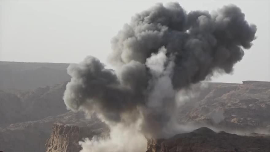Vídeo: Fuerzas yemeníes se apoderan de una base militar saudí