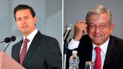 Partido de Enrique Peña Nieto pagó por destruir imagen de AMLO