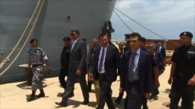 Salvini viaja a Libia para abordar el problema de la migración