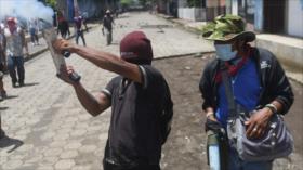 Nicaragua: 194 víctimas por violencia de la oposición