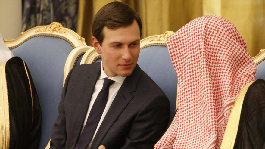 Cuatro países árabes apoyan el proisraelí 'acuerdo del siglo' de EEUU