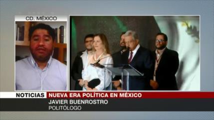 Buenrostro: La inmigración, eje de política de López Obrador