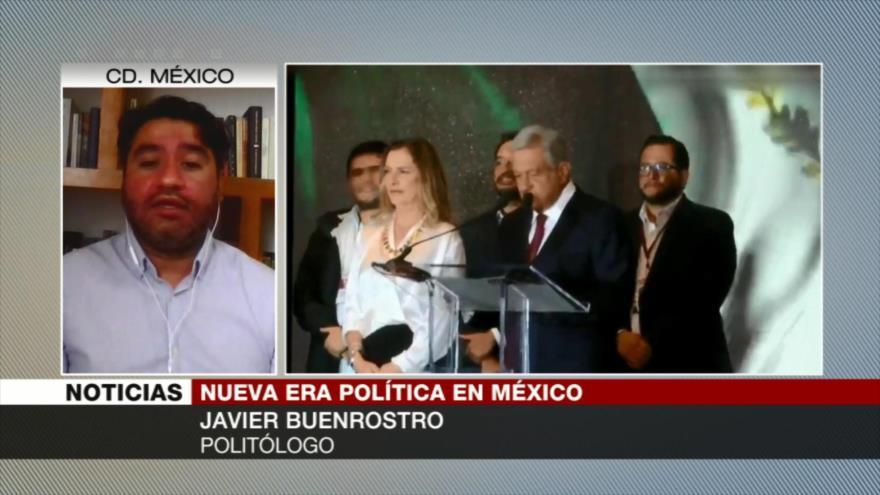 Buenrostro: Derechos de inmigrantes, eje de política de López Obrador