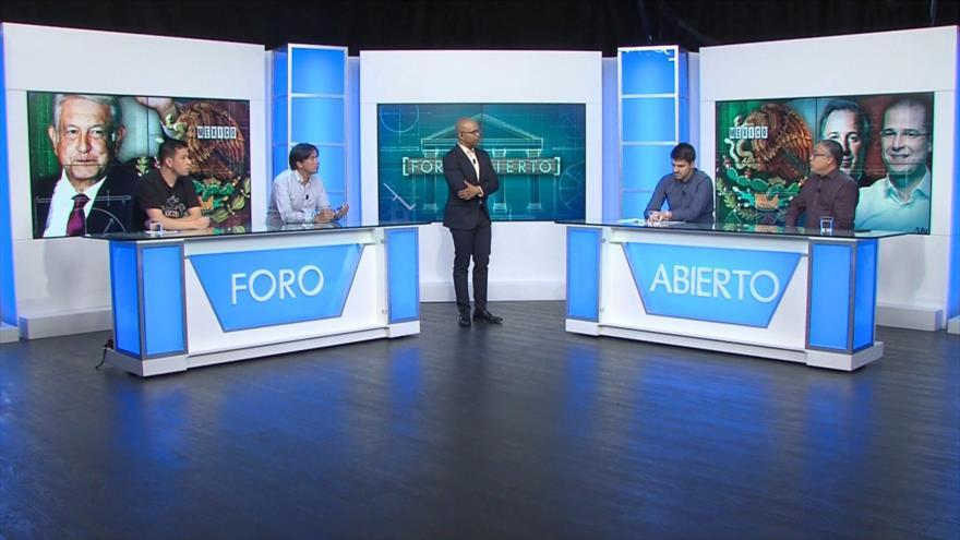 Foro Abierto; México: López Obrador elegido presidente