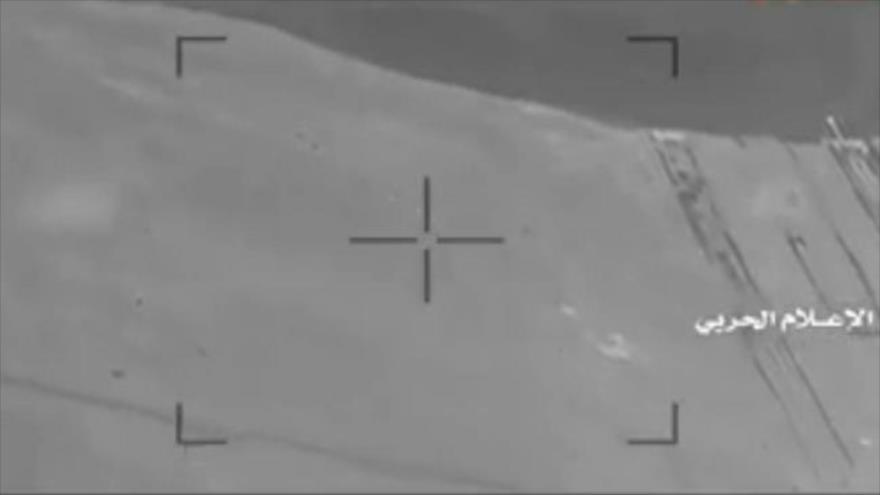 Vídeo: Operaciones de drones yemeníes contra Riad en Al-Hudayda