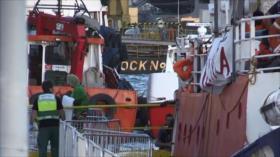 Inmigrantes exigen compromiso a España ante crisis migratoria