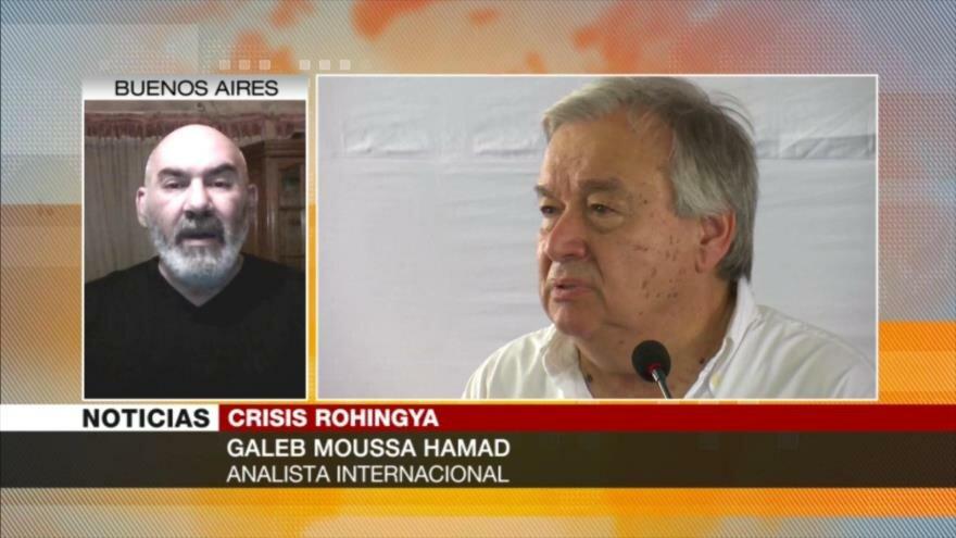 Moussa Hamad: ONU es títere de EEUU en tema de DDHH