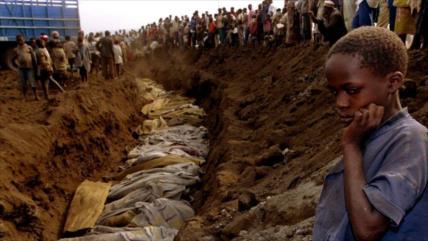 Irán pide al mundo evitar nuevos genocidios contra pueblos