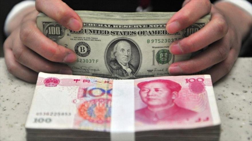 China promete mantener su moneda a un nivel 'racional' frente al dólar estadounidense.