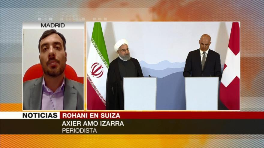Amo Izarra: Más países rechazan decisiones de EEUU sobre Irán