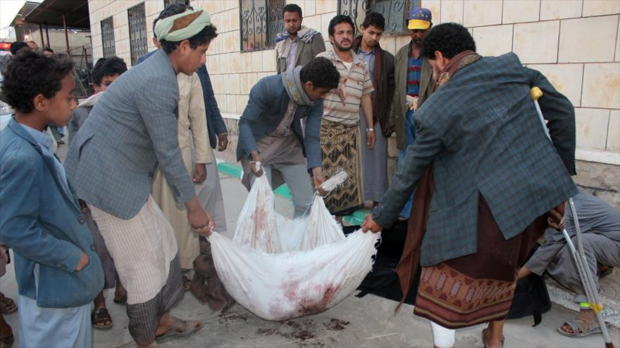 Ataque de cazas saudíes a una boda en Yemen deja 11 muertos