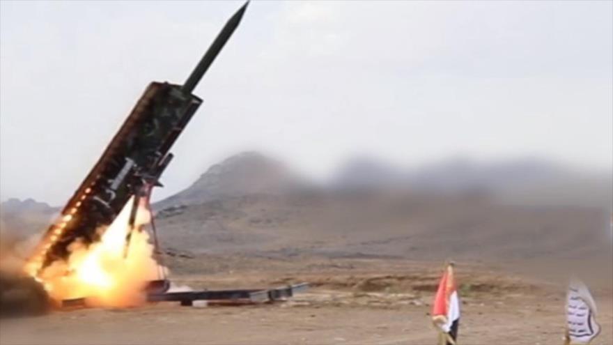 Vídeo: Yemen presenta plataforma subterránea de lanzamiento de misiles