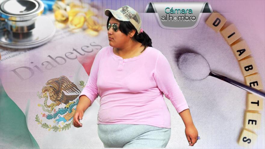 Cámara al Hombro: Diabetes y obesidad en México
