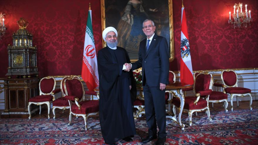 Irán: Retirada del acuerdo nuclear será perjudicial para EEUU