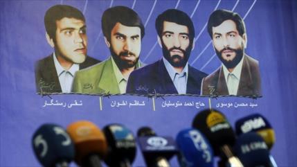 Irán reclama a la ONU a 4 diplomáticos secuestrados por Israel