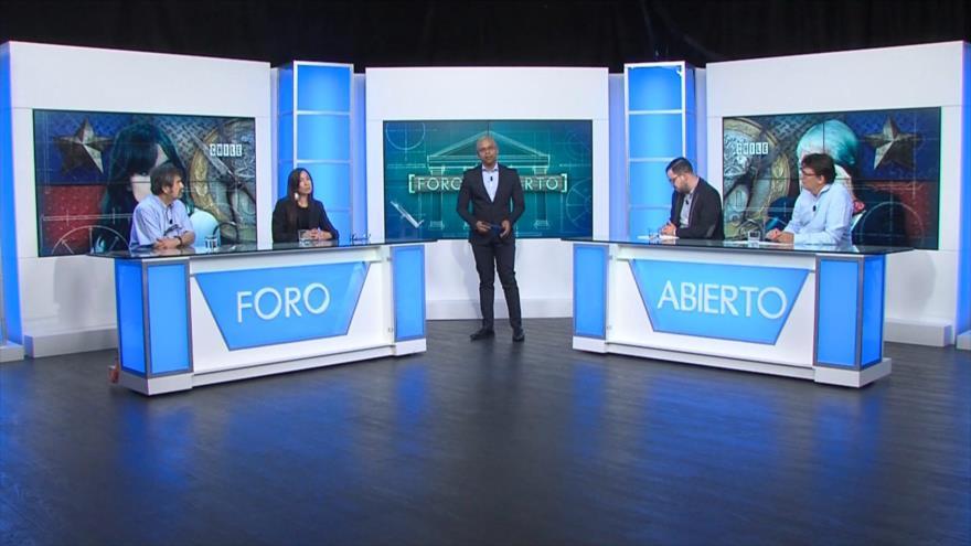 Foro Abierto; Chile: 4 meses de Sebastián Piñera