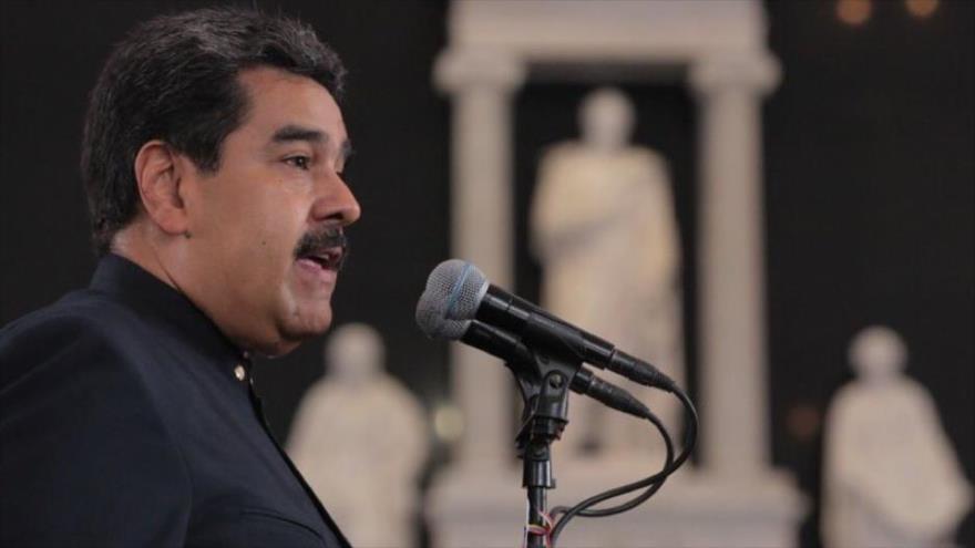 Maduro: Plan de invasión de Trump confirmó amenaza que supone EEUU