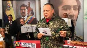 Venezuela acusa a EEUU de causar terror en América Latina