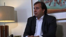 Entrevista Exclusiva: Rodrigo Maia