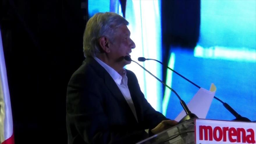 Morena arrasa en México; otros partidos en la zozobra