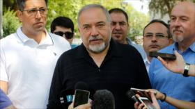 Lieberman: Nunca habrá reunificación de familias palestinas