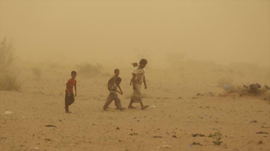 Oxfam pide a la ONU impedir que Al-Hudayda se convierta en cementerio