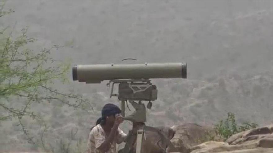 Fuerzas yemeníes destruyeron 85 blindados saudíes en junio