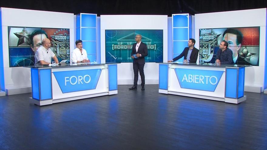 Foro Abierto; Panamá: crece la desafección política
