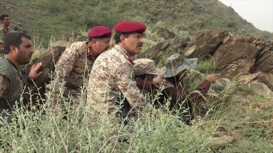 Ejército yemení promete un 'infierno' en Al-Hudayda para fuerzas saudíes