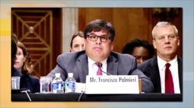 """Señalan al embajador de EEUU en Honduras como """"desestabilizador"""""""