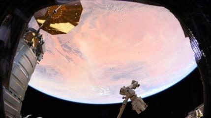 ¿Tierra o Marte?: Toman confusa imagen desde la Estación Espacial