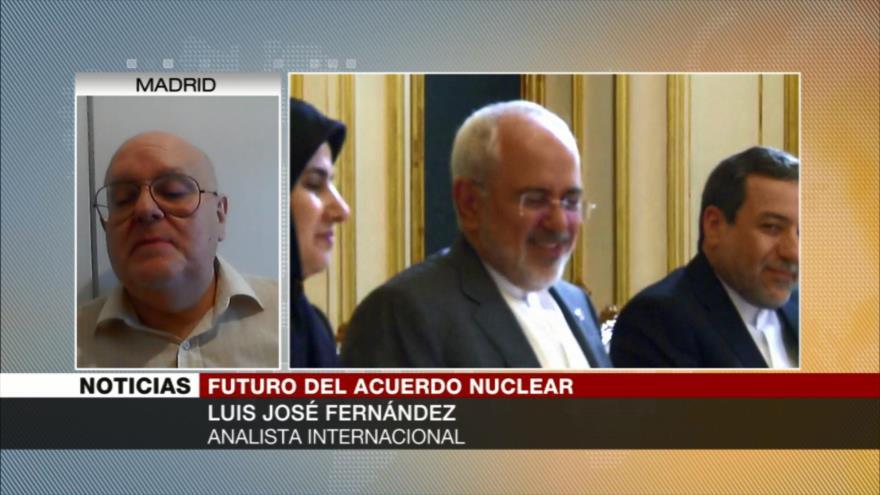 Fernández: Irán exige a Europa postura clara sobre acuerdo nuclear