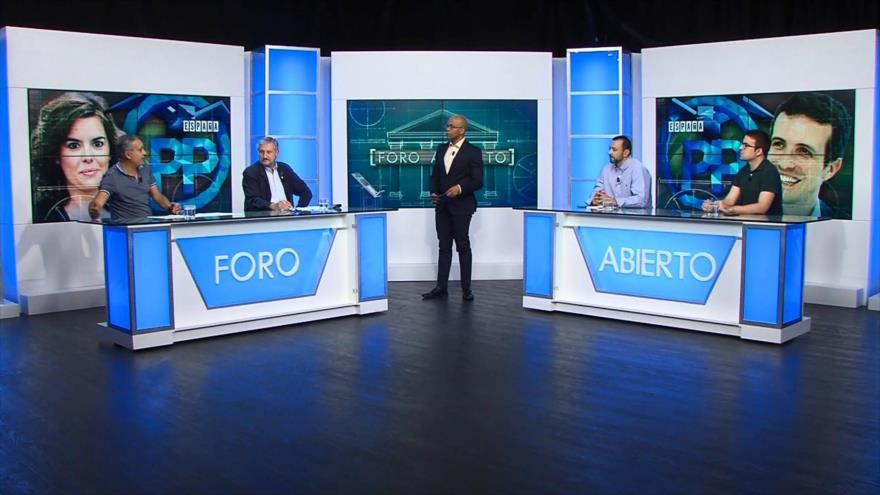 Foro Abierto; España: elegidos candidatos a presidir el Partido Popular