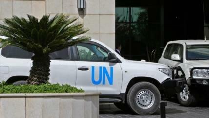 OPAQ refuta uso de gas tóxico contra ciudad siria de Duma