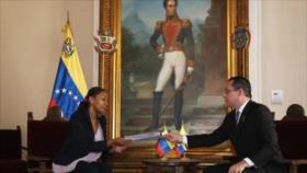 Venezuela envía nota de protesta a Ecuador por su 'injerencia'