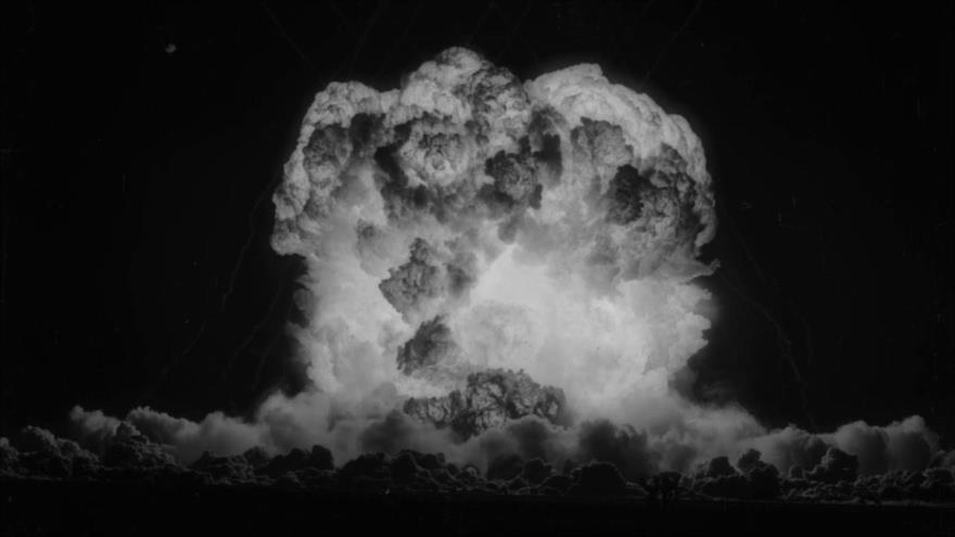 EEUU publica 250 vídeos secretos de sus pruebas nucleares