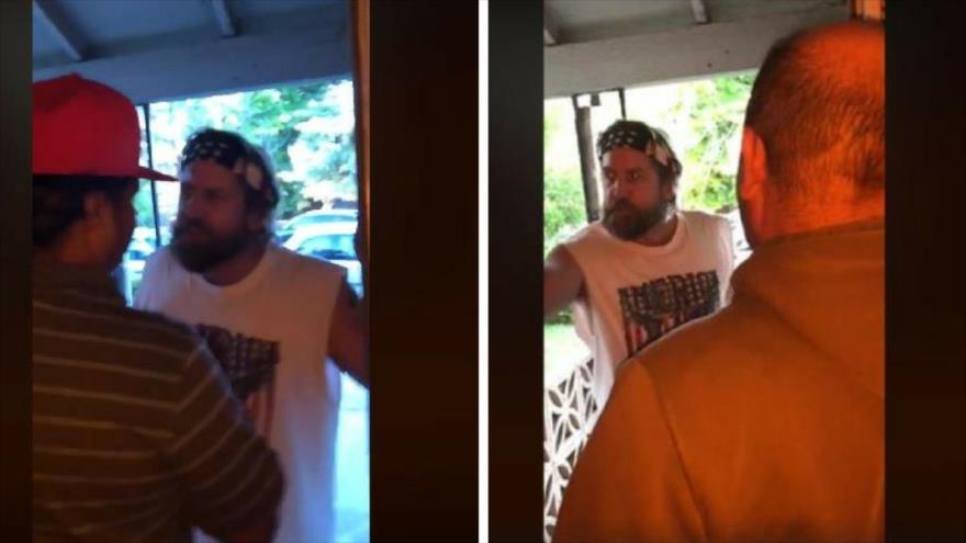 Vídeo: Atacan a familia mexicana en EEUU por escuchar música en español