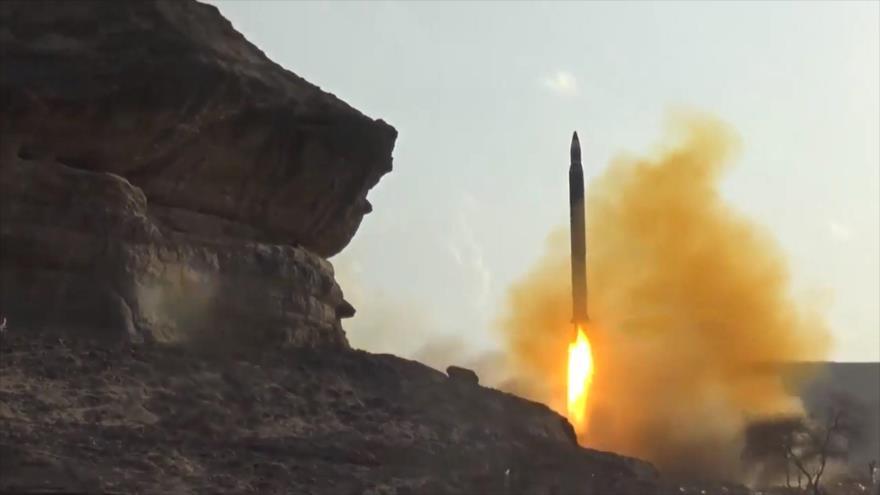 Ejército yemení lanza dos misiles contra fuerzas saudíes y sus aliados