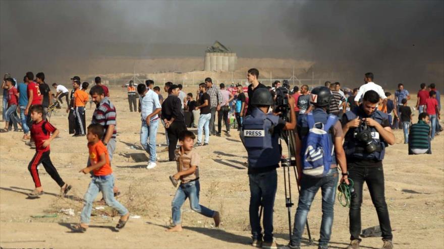 Palestinos, unidos para romper el asedio y regresar a sus tierras