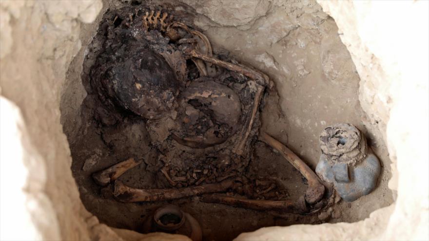 Vídeo: Hallan en Perú 24 momias de la nobleza inca | HISPANTV