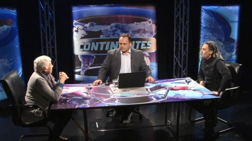 Continentes: Stella Calloni y Mariano Vázquez: La nueva Contra en Nicaragua