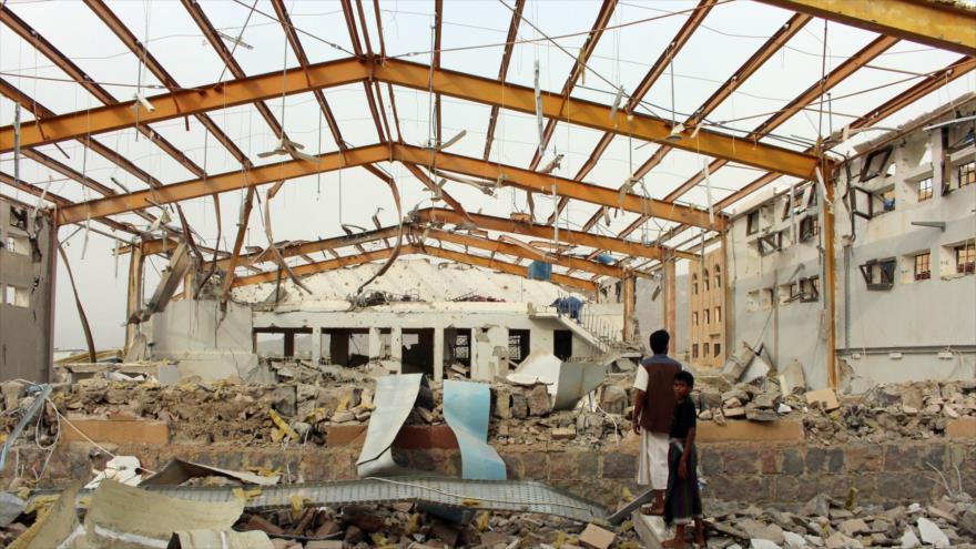 "Informe: Arabia Saudí usa ""misiles prohibidos"" israelíes contra Yemen"
