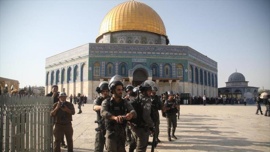 """Palestina denuncia """"Inquisición nazista israelí"""" ante musulmanes"""