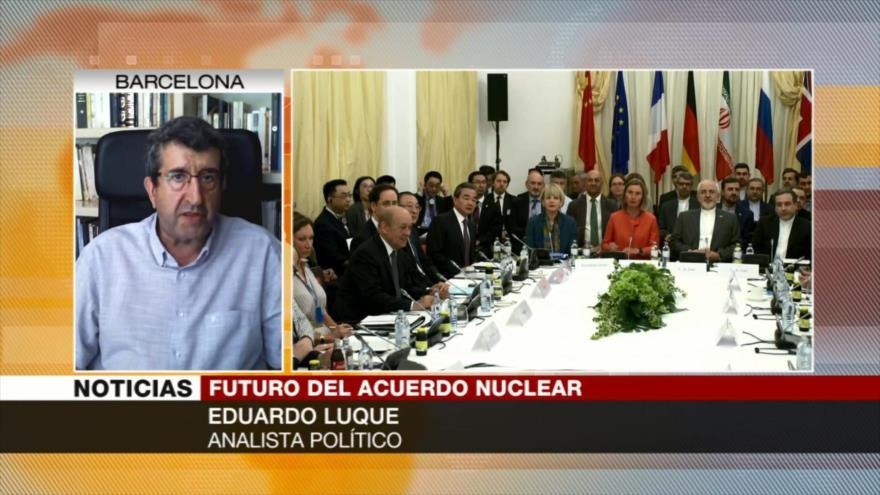 Eduardo Luque: Hay gran ruptura entre EEUU y Europa por pacto nuclear