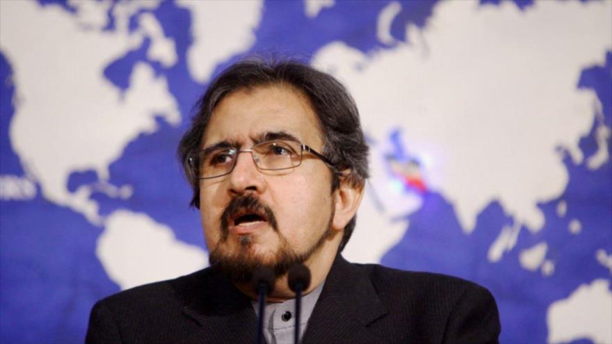 Irán responde a Francia y recalca carácter defensivo de sus misiles