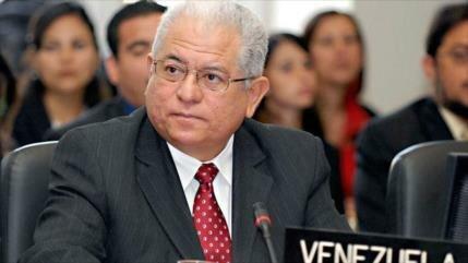 Venezuela refuta declaración de varios países 'serviles' a EEUU