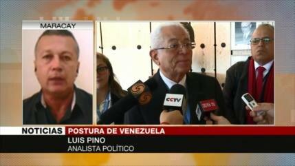 Luis Pino: EEUU continúa su injerencismo desde fuera de CDHNU