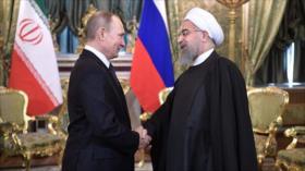 'Irán y Rusia neutralizan complots de EEUU contra Siria y la región'