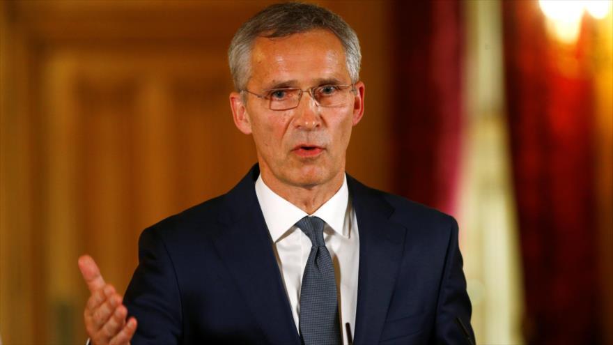 OTAN llama a ser 'unidos y cohesionados' ante 'amenaza de Rusia'